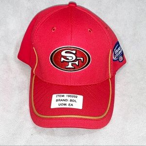 San Francisco 49ers Cap one Size Adult